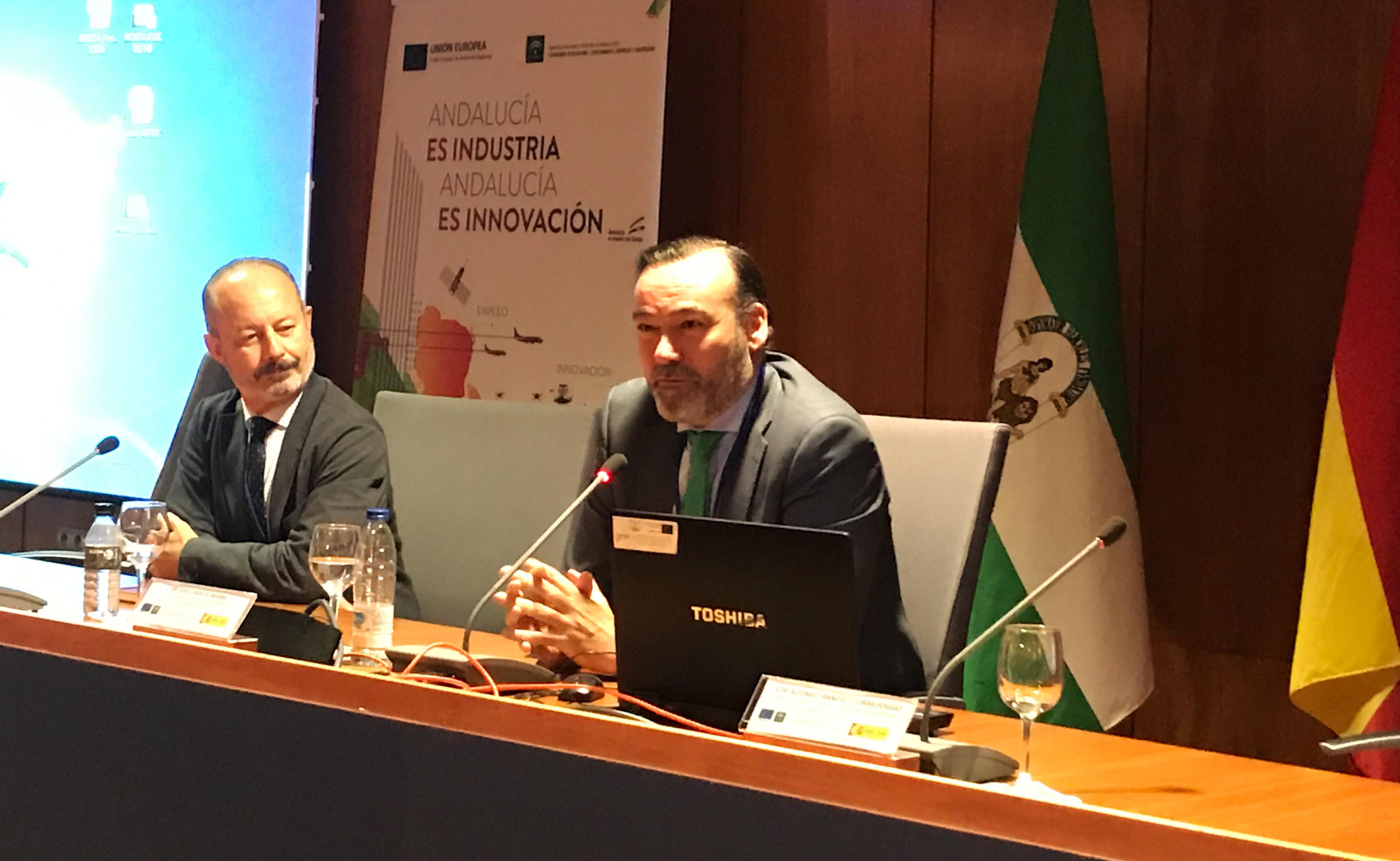 Agencia de Innovación y Desarrollo de Andalucía, IDEA, Fernando Casas