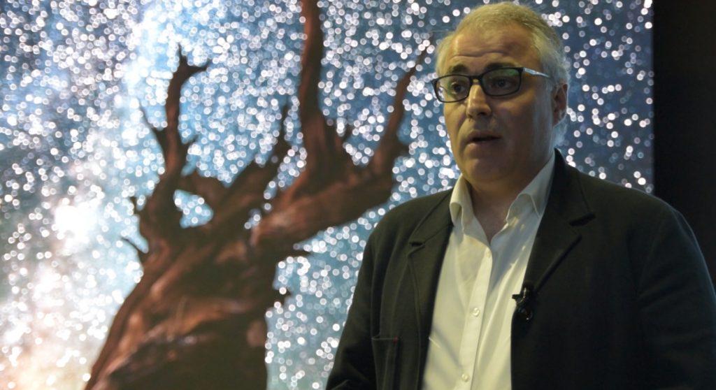 Jesús Cabrera, CEO de Media Tecnology.