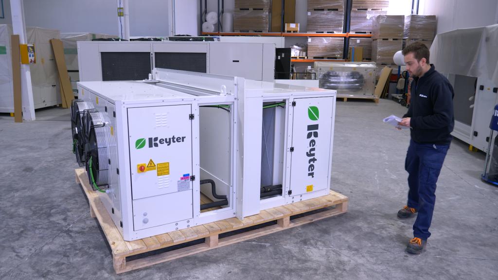 Instalaciones de Keyter Technologies en Lucena (Córdoba)