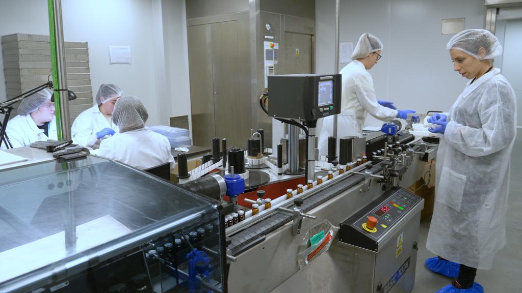 Instalaciones de Inves Biofarm en Granada