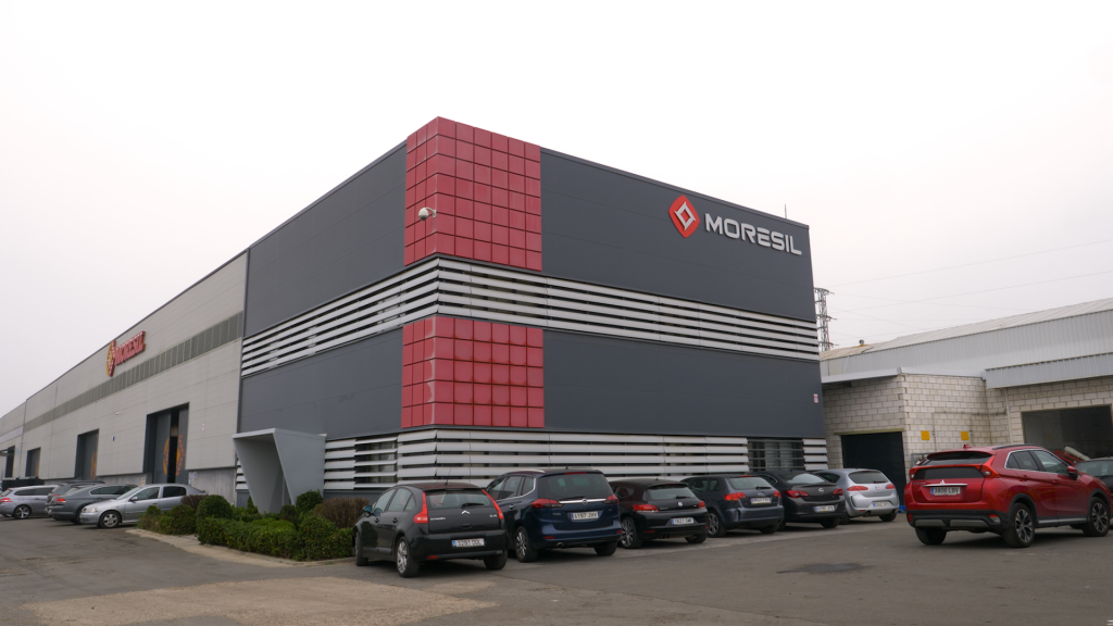 Instalaciones de Moresil en Posadas, Córdoba